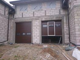 Brama segmentowa garażowa przemysłowa bramy garażowe WARSZAWA DOORTEK