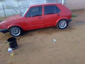 Golf mk1 in good condition need a little tlc