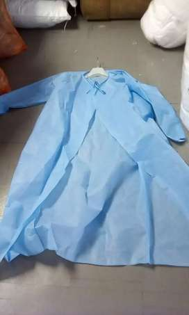 Coveralls,gowns,masks etc