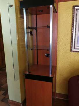 Display cabinet For Sale (one piece)