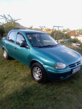 Opel Opel Corsa available for sale by the owner. Petrol saver!!