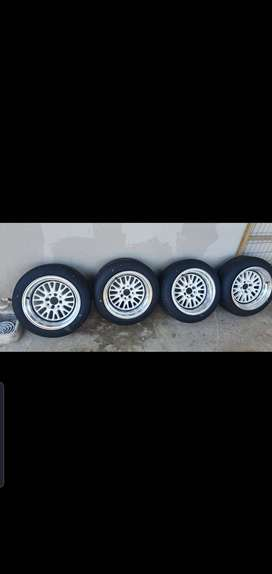 8J 15 Inch Rims For Sale