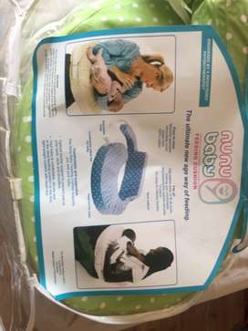 Baby feeding pillow for sale!
