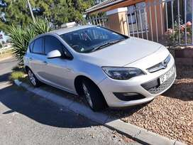 Opel Astra 1.4T for Sale! R120 000, slightly negotiable