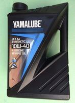 Моторное масло Yamalube 4-S 10W-40 4л лодочных моторов и гидроциклов