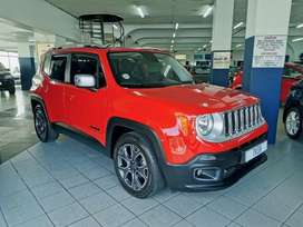 2015 Jeep Renegade 1.4 Tjet LTD