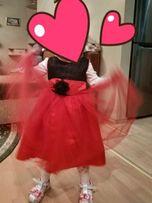 Нарядное платье. Платье