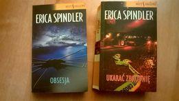 Obsesja,Ukryć zbrodnię Erica Spindler 2 książki