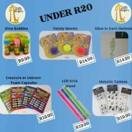 BRAND NEW KIDS TOYS From R9.99!!!