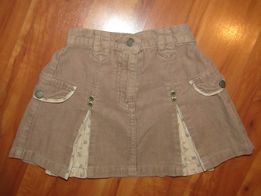Стильная фирменная юбка юбочка для весны - на девочку 3 - 4 лет