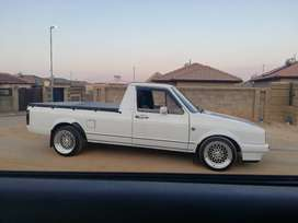 VW Caddy Pick up
