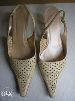 туфли-сабо летние женские
