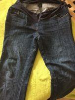 Spodnie ciążowe dżinsowe