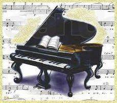Уроки игры на фортепиано.