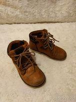 Ботинки кожа (17,5см)/туфли,босоножки/кроссовки