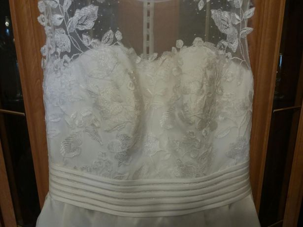 Suknia ślubna Garwolin - image 4