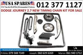 Dodge Journey 2.7* 2007-15 new timing chain kits for sale