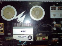 Продам бобинный магнитофон Эльфа-201-3 стерео