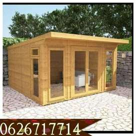 Quality wood Wendy house for sale