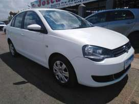 2016 Volkswagen Polo Vivo Sedan 1.4 Trendline