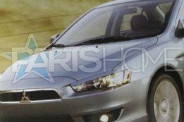 Реснички на фары Mitsubishi Lancer X 9 В наличии !