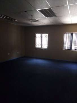Office to let in Nelson Mandela drive