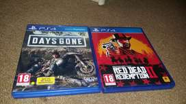 Ps4 games to sell