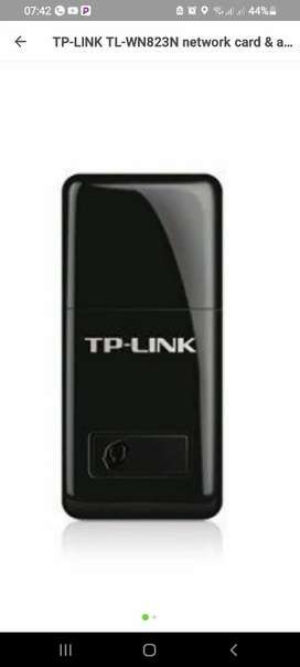 TP Link Wifi dongle