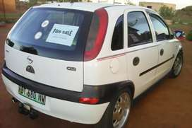 OPEL CORSA GSI GAMMA 1.4 2003 THE CAR IS IN THE GOOD CONDITION