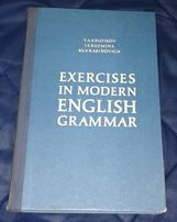 Exercises in Modern English Grammar- Krutikov Y. A., Kuzmina I. S.