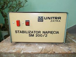 Stabilizator napięcia-SM-200/2