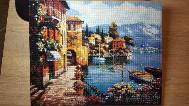 Картина.(Алмазная живопись) Мариуполь - изображение 1