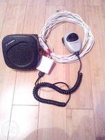 Zewnętrzny głośnik i mikrofon do Motoroli GM360 -Dodatkowy manipulator