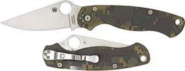 Карманный нож Spyderco Para-Military складной, ніж складний спайдеко