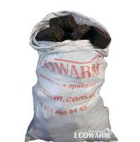 Торфяные брикеты (торфобрикеты) в мешках по 40 кг, от 2450 грн/тонну