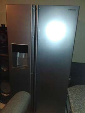 Samsung double door Refrigerator for sale