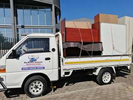 Bakkie or trucks for hire if you are moving home or office furniture
