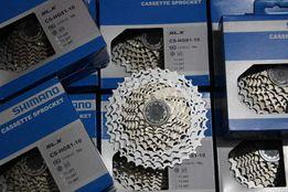 Кассета Shimano SLX CS-HG81 11-36/11-32/11-34 . Шимано 10 скор касета