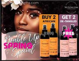 Nulenghts hair growth treatment