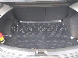 Ковёр в багажник Nissan Qashqai 2006-14;14-17г.в. ковер ниссан кашкай
