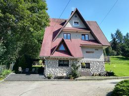 Pokoje gościnne Rysiówka na granicy Poronin-Zakopane