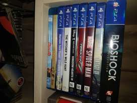 PS4 games for sale R 200 each