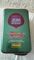 Karty panini russia adrenalyn xl aktalizacja 29.07