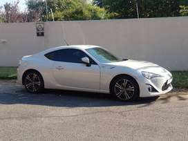 Toyota 86 High Spec A/T - Excellent Condition