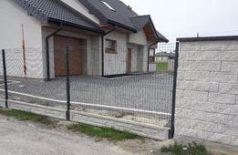 Montaż oraz sprzedaż ogrodzeń panelowych