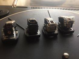 головки звукоснимателя ГЗМ-005,105,155-1,155-2,mf 100,101,104 лот 1