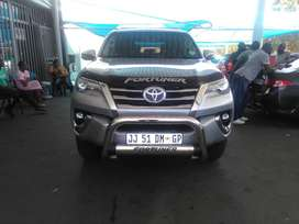 TOYOTA FORTUNER 2.8 GD6 AUTOMATIC,