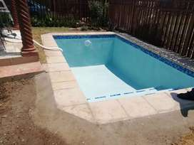 Swimming Pools installation and repairs