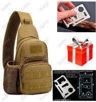 Тактическая сумка, EDC sity bag мод 835+подарок НОВЫЙ ЗАВОЗ