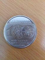 Памятная монета 100 лет украинскому военному флоту